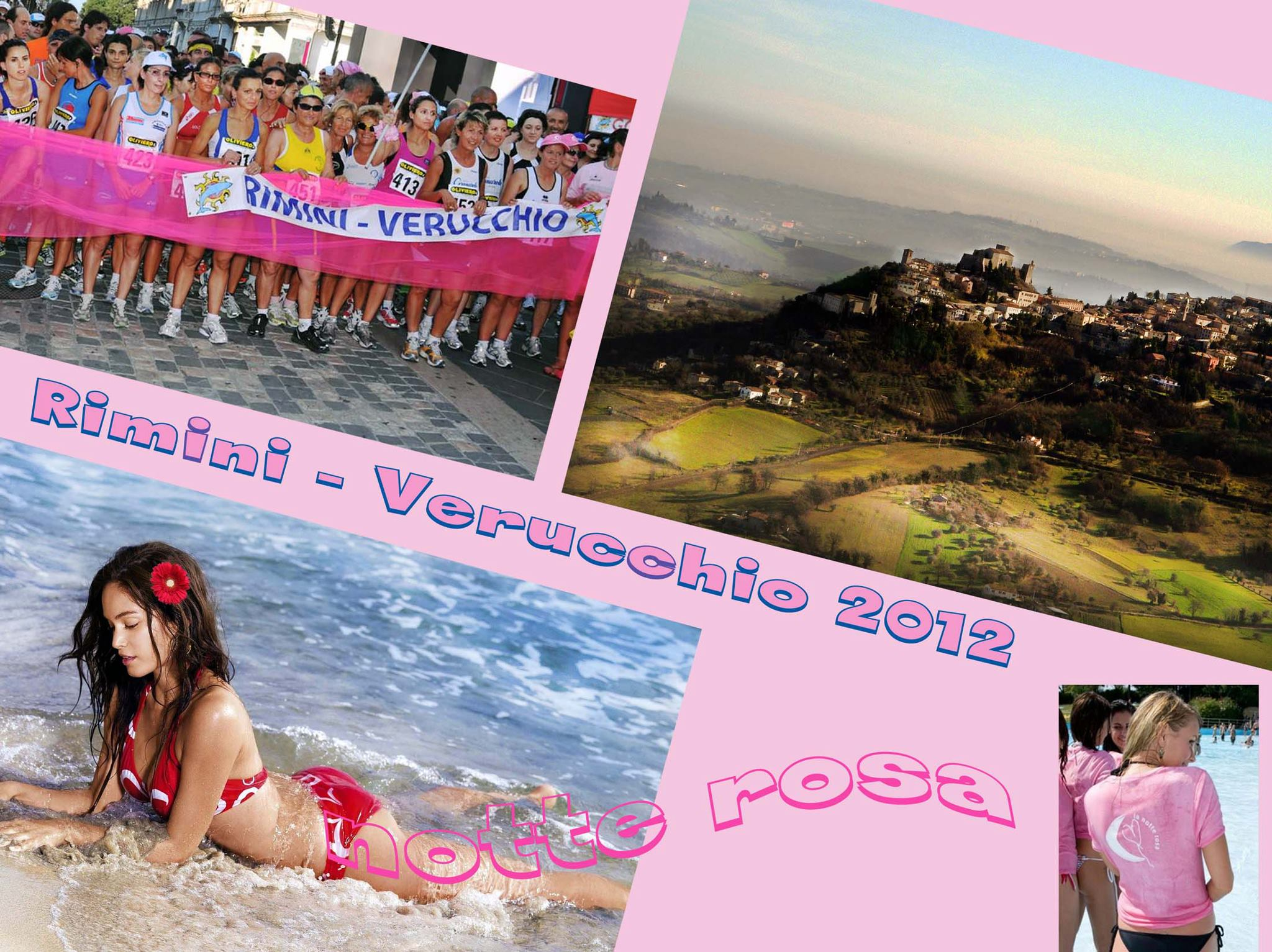 29° maratona Rimini-Verucchio